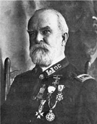 Gilbert Thompson Portrait